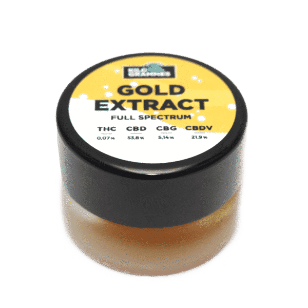 Gold Extract CBD