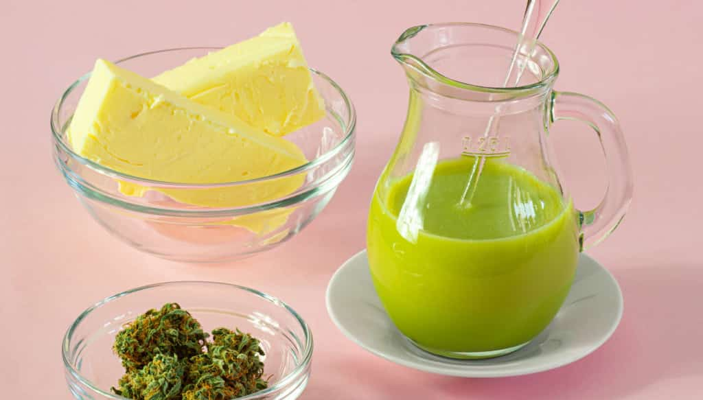 fabriquer du beurre cbd
