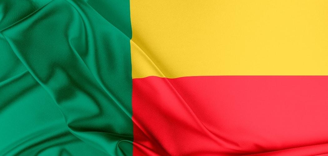 bénin drapeau