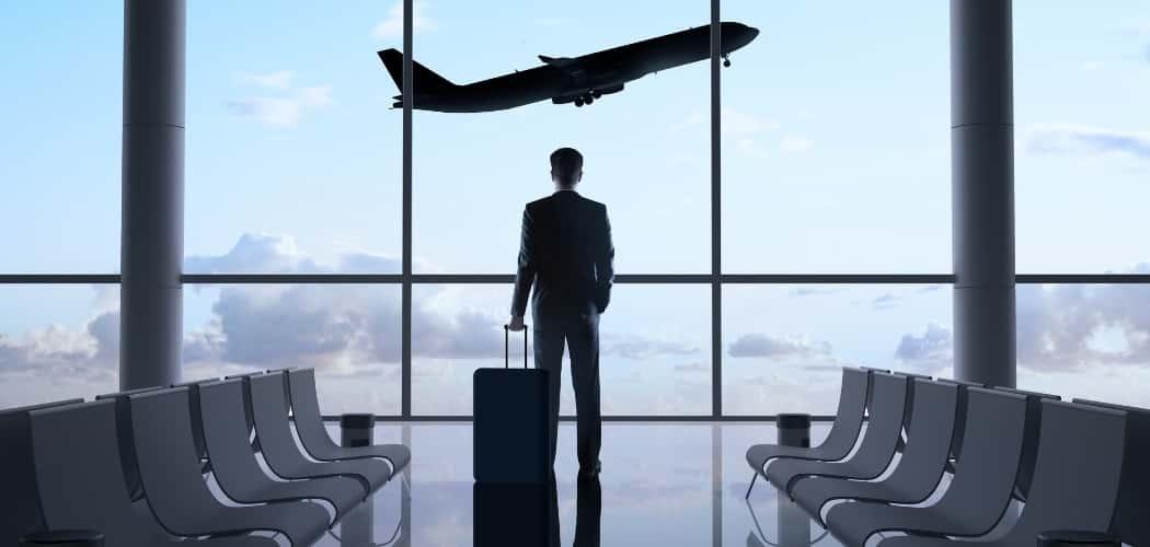 CBD en avion