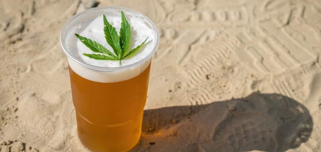 bière CBD