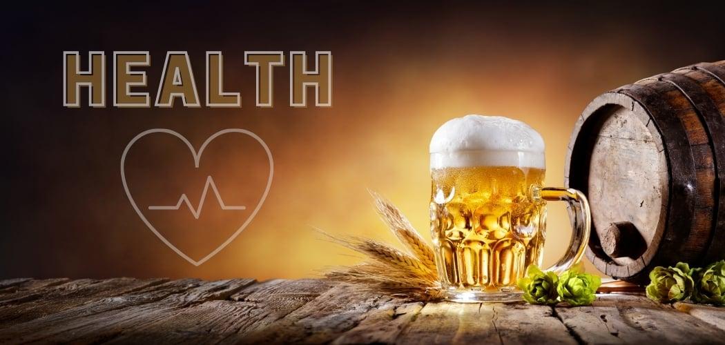 health beer